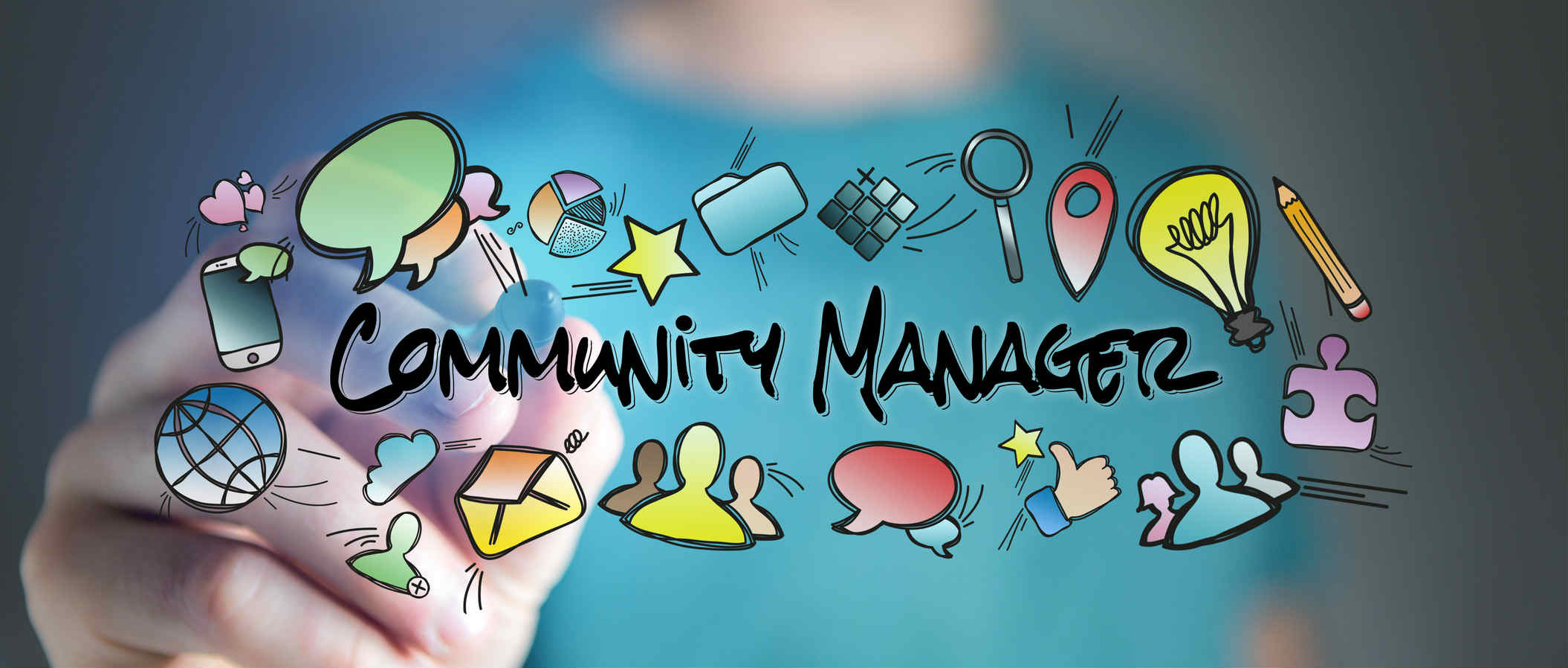 54 community manager 2